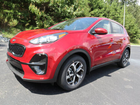2022 Kia Sportage for sale at RUSTY WALLACE KIA OF KNOXVILLE in Knoxville TN