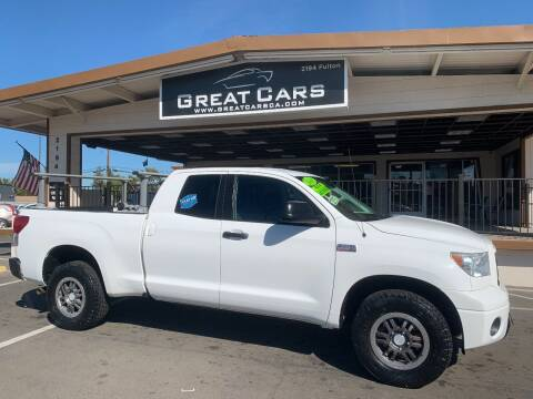 2010 Toyota Tundra for sale at Great Cars in Sacramento CA