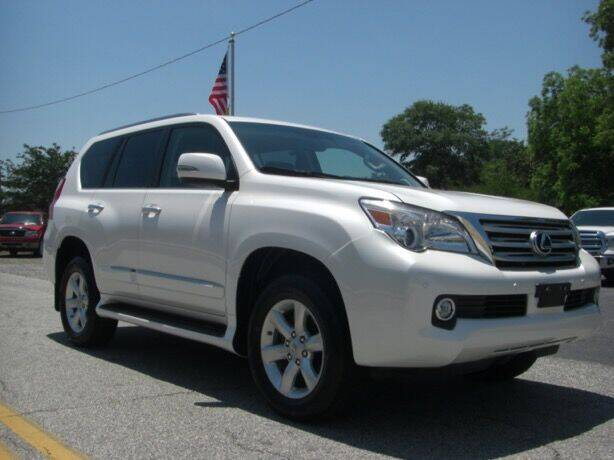 2013 Lexus GX 460 for sale at Manquen Automotive in Simpsonville SC