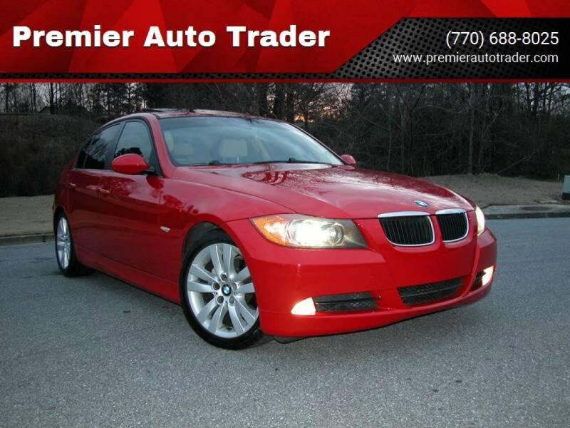 2006 BMW 3 Series for sale at Premier Auto Trader in Alpharetta GA