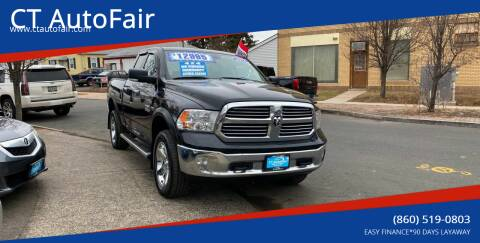 2013 RAM Ram Pickup 1500 for sale at CT AutoFair in West Hartford CT
