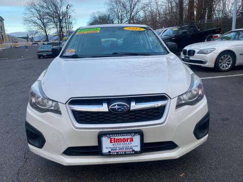 2014 Subaru Impreza for sale at Elmora Auto Sales in Elizabeth NJ