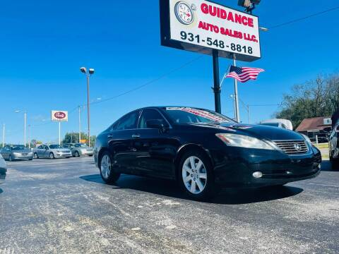 2008 Lexus ES 350 for sale at Guidance Auto Sales LLC in Columbia TN