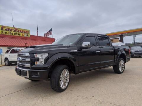 2015 Ford F-150 for sale at CarZoneUSA in West Monroe LA