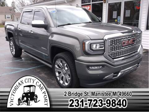 2017 GMC Sierra 1500 for sale at Victorian City Car Port INC in Manistee MI