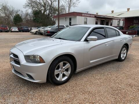 2012 Dodge Charger for sale at M & M Motors in Angleton TX