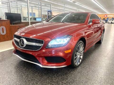 2015 Mercedes-Benz CLS for sale at Dixie Motors in Fairfield OH