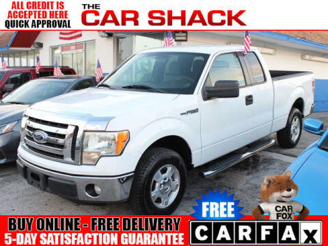 2012 Ford F-150 for sale at The Car Shack in Hialeah FL
