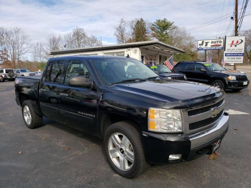 2008 Chevrolet Silverado 1500 for sale at Highlands Auto Gallery in Braintree MA