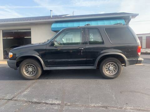 2000 Ford Explorer for sale at Buddy's Auto Inc in Pendleton, SC