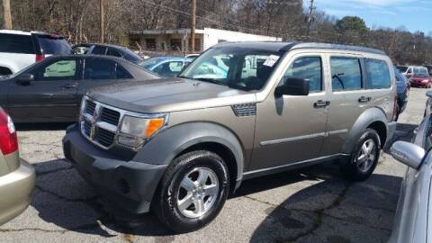 2007 Dodge Nitro for sale at DREWS AUTO SALES INTERNATIONAL BROKERAGE in Atlanta GA