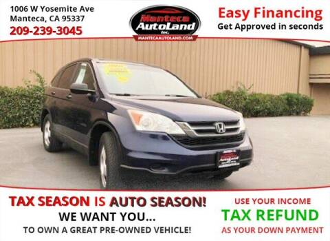2010 Honda CR-V for sale at Manteca Auto Land in Manteca CA