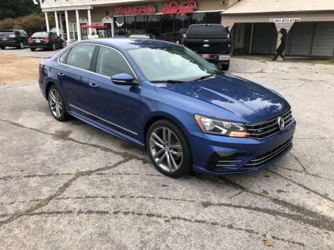 2016 Volkswagen Passat for sale at Townsend Auto Mart in Millington TN