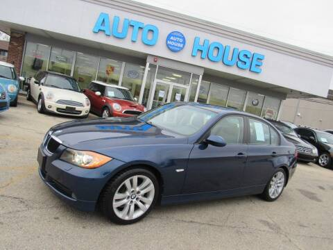 2006 BMW 3 Series for sale at Auto House Motors in Downers Grove IL