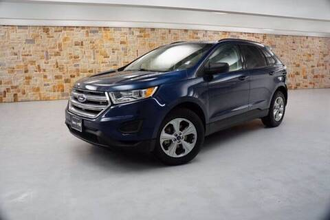 2017 Ford Edge for sale at Jerry's Buick GMC in Weatherford TX