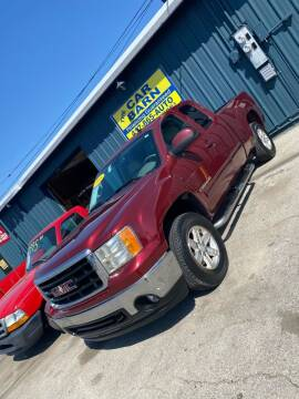 2008 GMC Sierra 1500 for sale at Car Barn of Springfield in Springfield MO