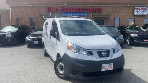 2015 Nissan NV200 for sale at CAR CONNECTIONS in Somerset MA