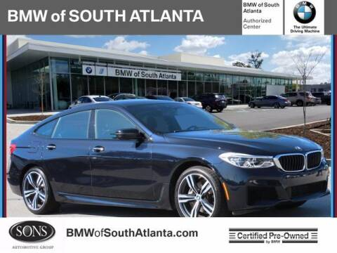 2018 BMW 6 Series for sale at Carol Benner @ BMW of South Atlanta in Union City GA