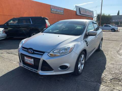 2014 Ford Focus for sale at City Motors in Hayward CA