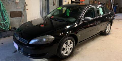 2006 Chevrolet Impala for sale at Frank's Garage in Linden NJ