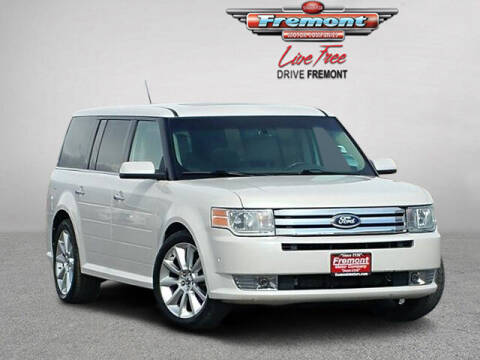 2010 Ford Flex for sale at Rocky Mountain Commercial Trucks in Casper WY