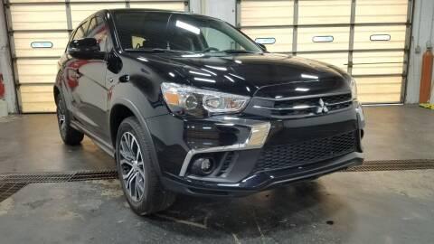 2019 Mitsubishi Outlander Sport for sale at Falleti Motors, Inc.  est. 1976 in Batavia NY
