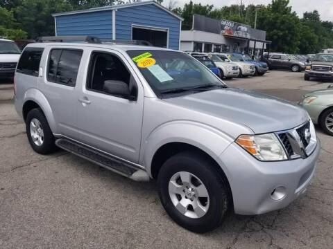 2010 Nissan Pathfinder for sale at LexTown Motors in Lexington KY