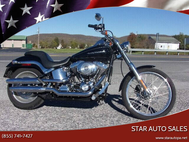 2004 Harley-Davidson SOFTAIL DUECE for sale at Star Auto Sales in Fayetteville PA