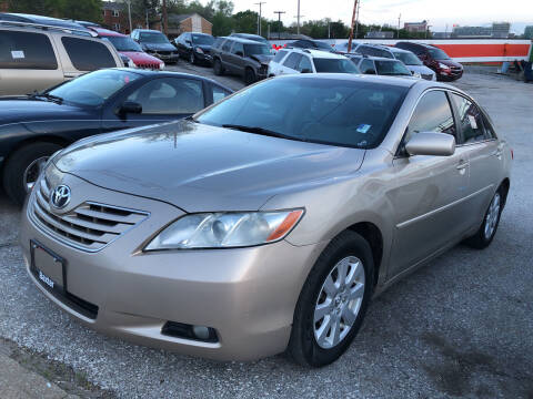 2007 Toyota Camry for sale at Sonny Gerber Auto Sales in Omaha NE