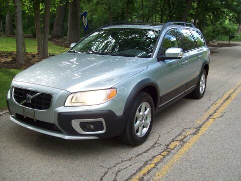 2008 Volvo XC70 for sale at Edgewater of Mundelein Inc in Wauconda IL