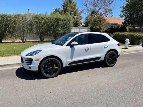 2017 Porsche Macan for sale at PACIFIC AUTOMOBILE in Costa Mesa CA