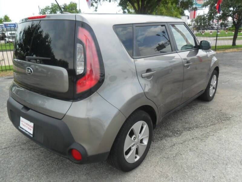 2016 Kia Soul 4dr Crossover 6A - Houston TX