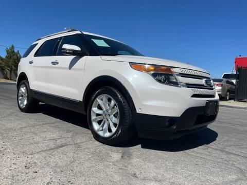 2013 Ford Explorer for sale at Boktor Motors in Las Vegas NV