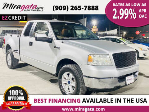2005 Ford F-150 for sale at Miragata Auto in Bloomington CA