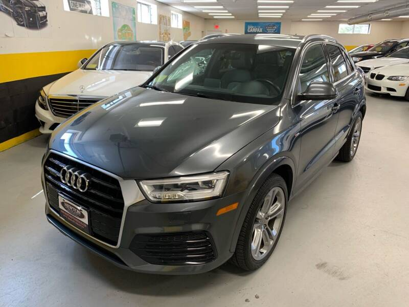 2018 Audi Q3 for sale at Newton Automotive and Sales in Newton MA
