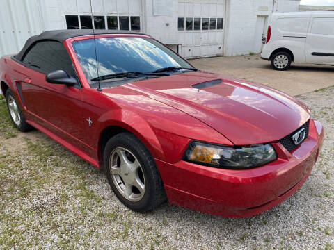 2001 Ford Mustang for sale at Car Solutions llc in Augusta KS