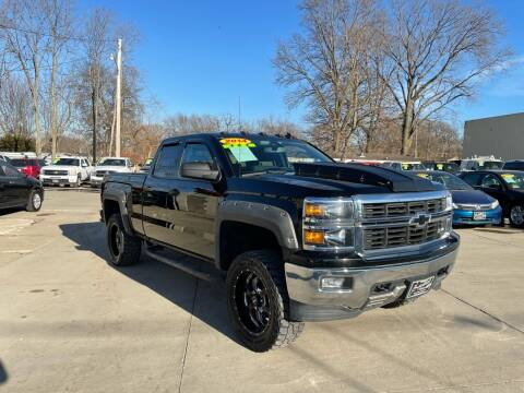 2014 Chevrolet Silverado 1500 for sale at Zacatecas Motors Corp in Des Moines IA