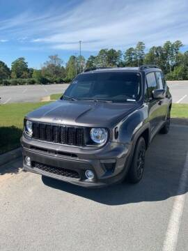 2020 Jeep Renegade for sale at The Car Guy powered by Landers CDJR in Little Rock AR