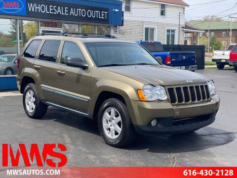 2008 Jeep Grand Cherokee for sale at MWS Wholesale  Auto Outlet in Grand Rapids MI