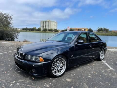 2003 BMW M5 for sale at Dodi Auto Sales in Monterey CA