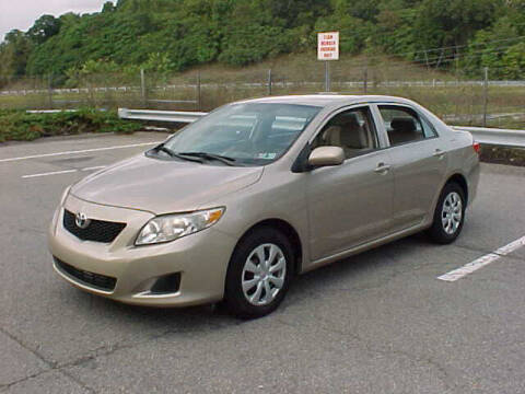 2010 Toyota Corolla for sale at North Hills Auto Mall in Pittsburgh PA