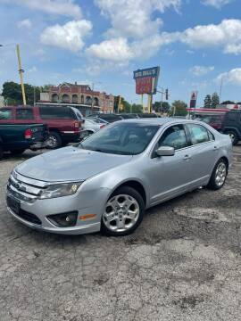 2010 Ford Fusion for sale at Big Bills in Milwaukee WI