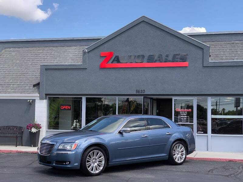 2011 Chrysler 300 for sale at Z Auto Sales in Boise ID