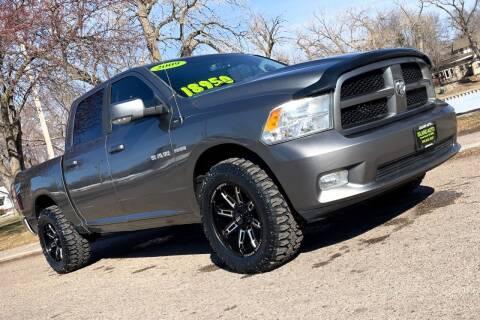 2009 Dodge Ram Pickup 1500 for sale at Island Auto in Grand Island NE
