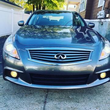 2012 Infiniti G37 Sedan for sale at Welcome Motors LLC in Haverhill MA