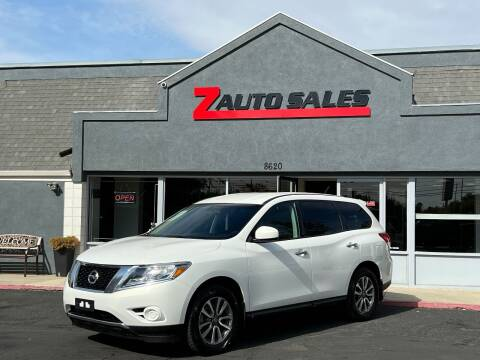 2013 Nissan Pathfinder for sale at Z Auto Sales in Boise ID