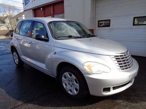 2007 Chrysler PT Cruiser for sale at Best Choice Auto Sales Inc in New Bedford MA