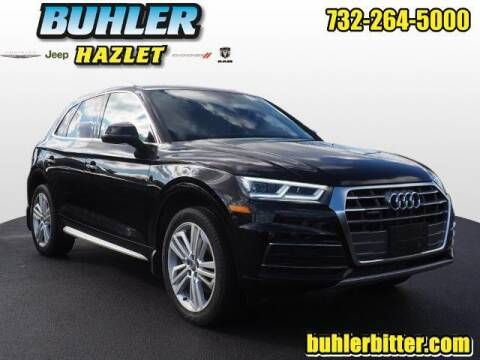 2018 Audi Q5 for sale at Buhler and Bitter Chrysler Jeep in Hazlet NJ