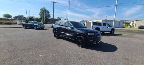 2015 Jeep Grand Cherokee for sale at CHILI MOTORS in Mayfield KY