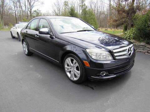 2008 Mercedes-Benz C-Class for sale at International Motor Group LLC in Hasbrouck Heights NJ